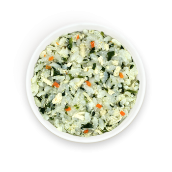 [실온] 치킨시금치밥