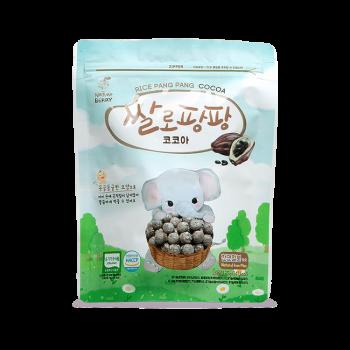 유기농 쌀로팡팡 코코아(12개월↑)